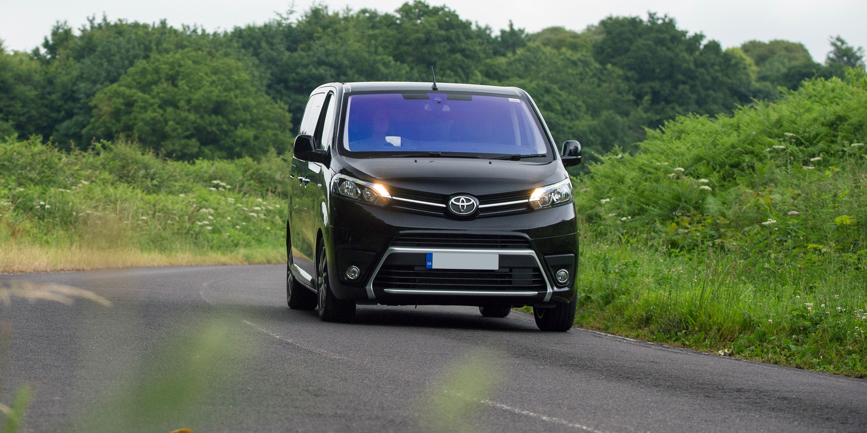 Toyota Proace Verso Specifications Prices Carwow