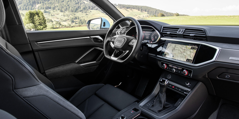 Audi Q3 Sportback Interior Infotainment Carwow