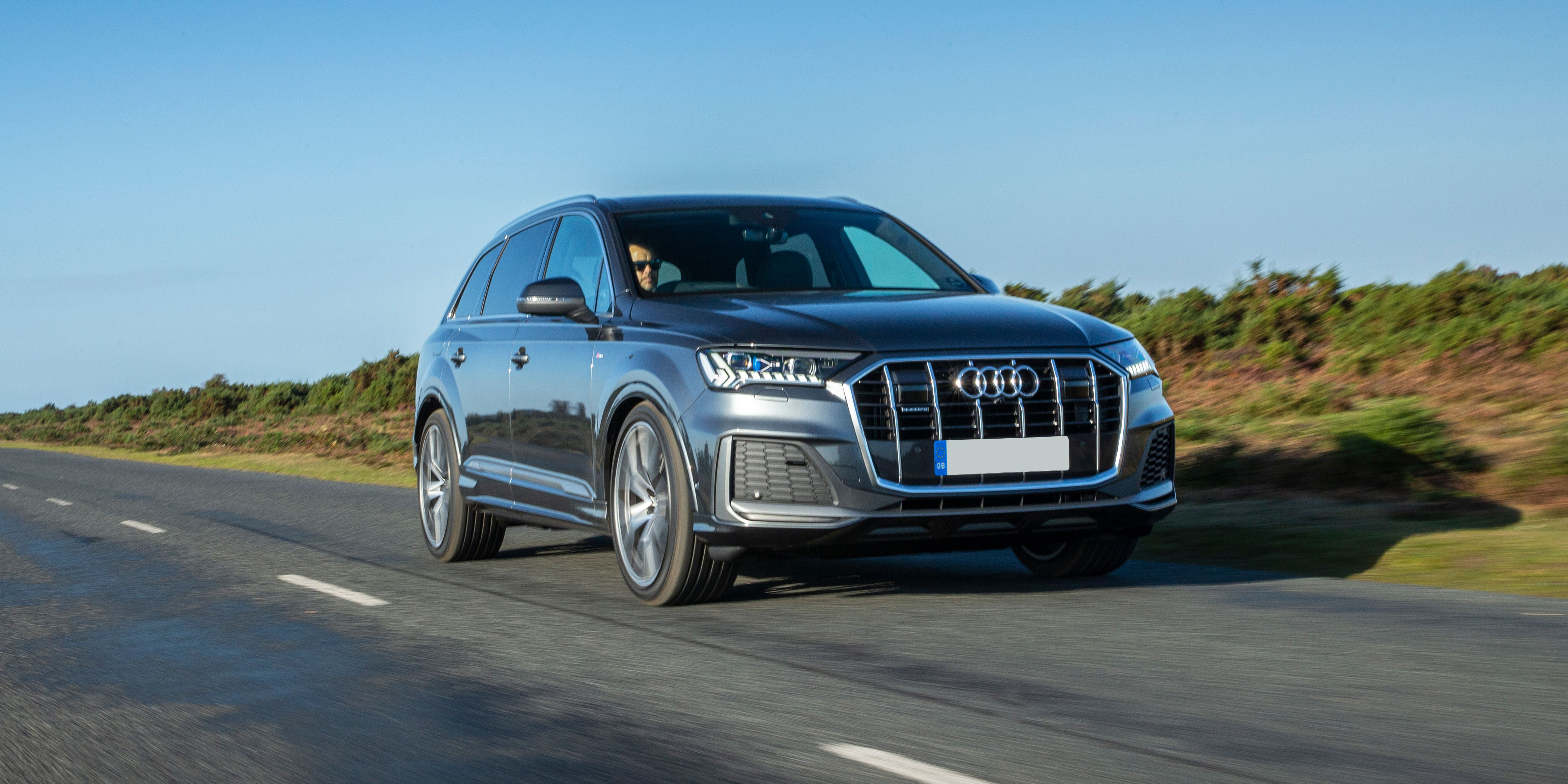 Audi Q7 Specifications Prices Carwow