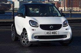 New Smart ForTwo Coupe Review | carwow