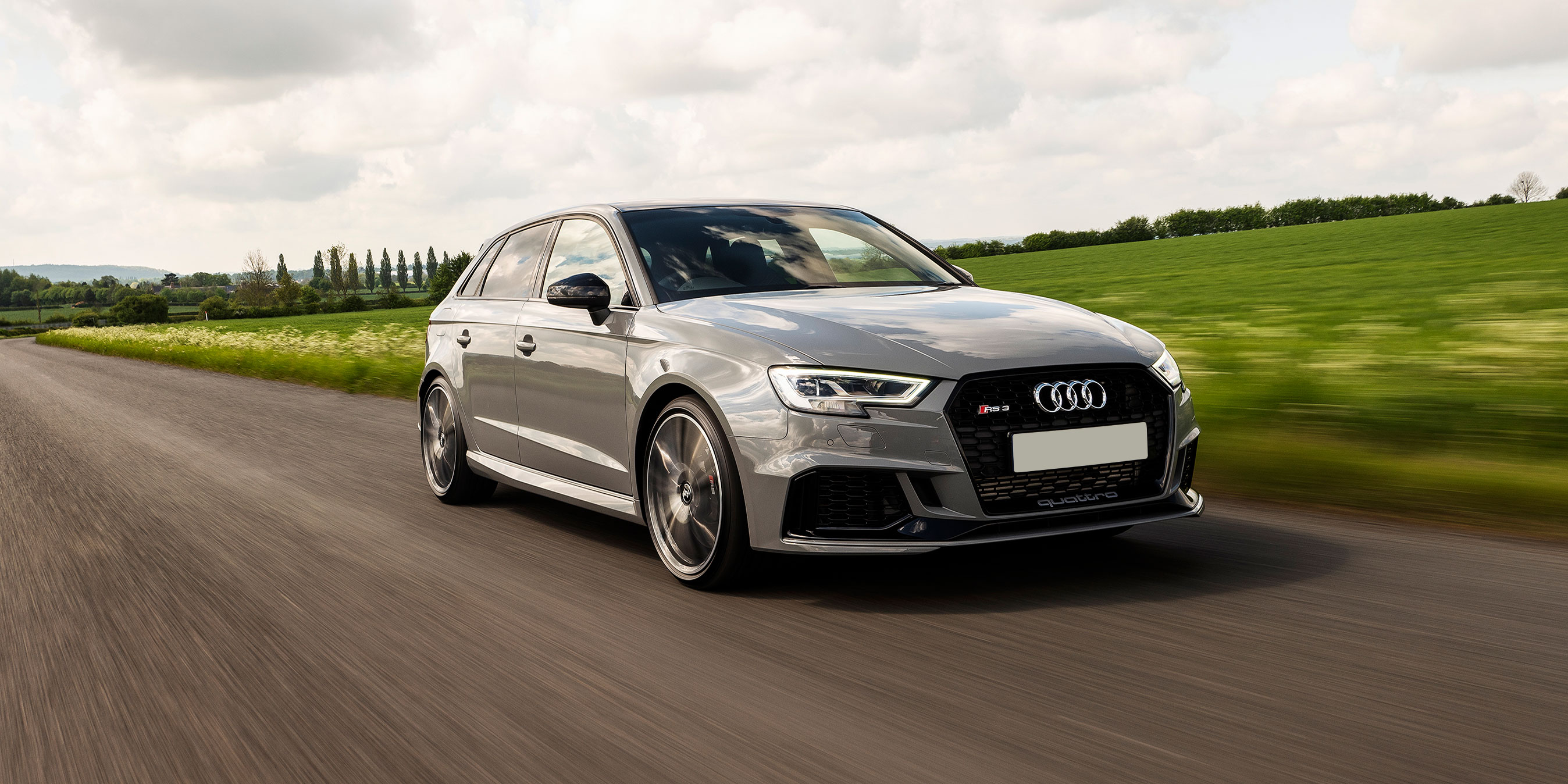 New Audi RS3 Sportback Review   carwow