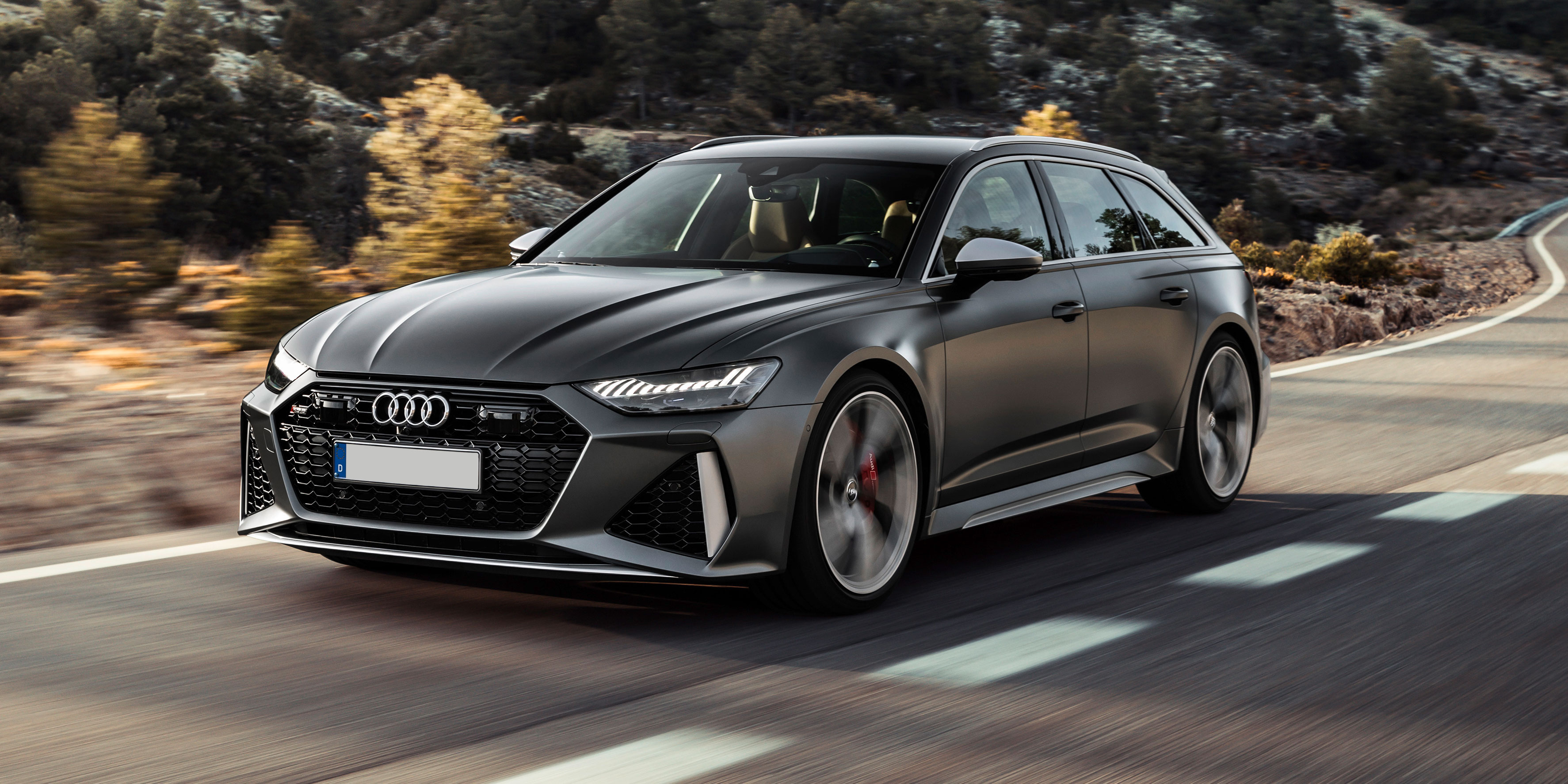 Audi Rs6 Avant Review 2021 Carwow