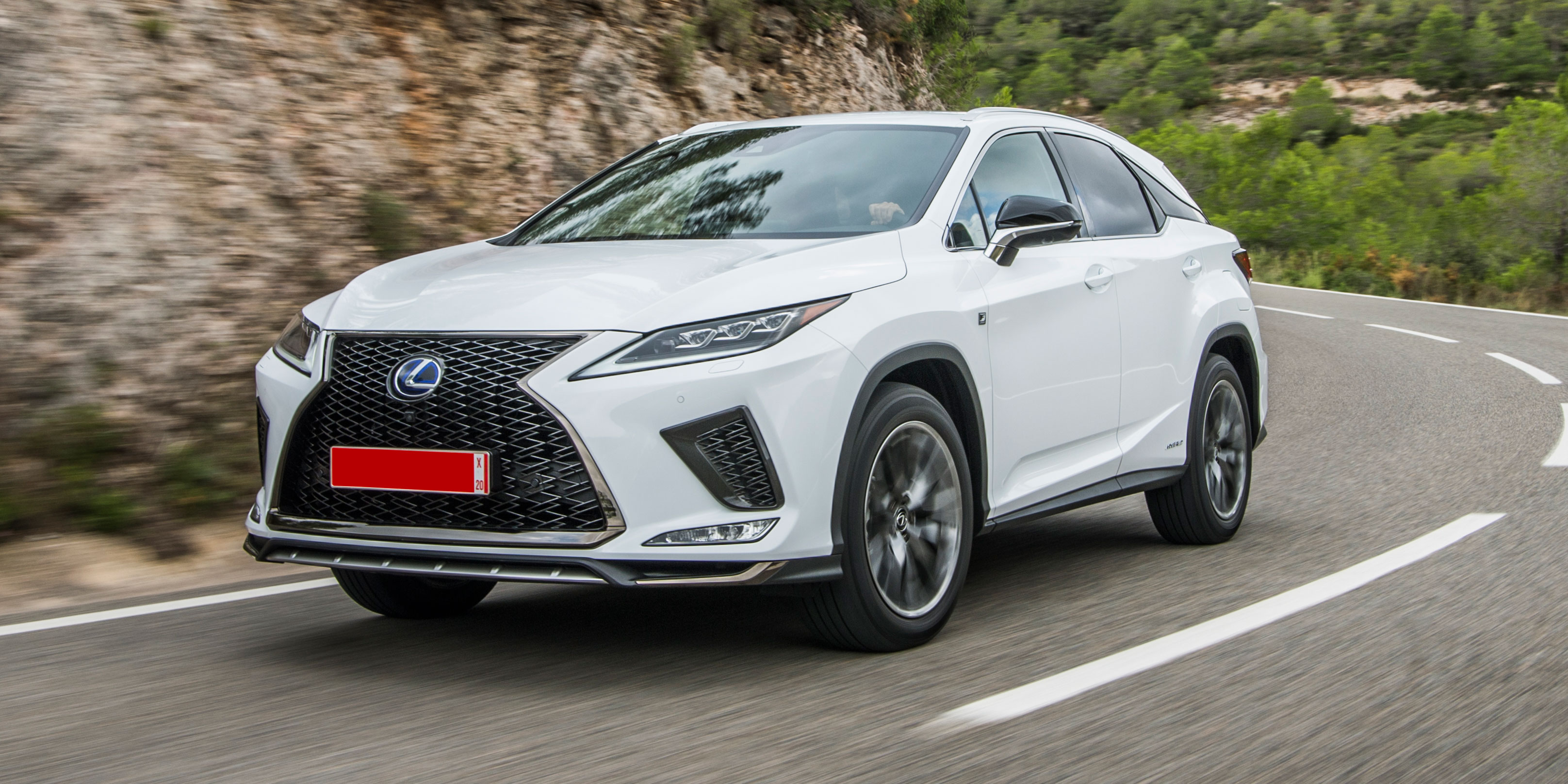 Lexus Rx Review 2021 Carwow