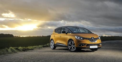 1. Renault Scenic