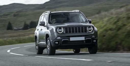 9. Jeep Renegade