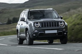 New Jeep Renegade Review Carwow