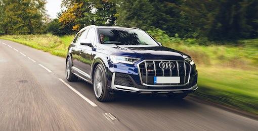 5. Audi SQ7
