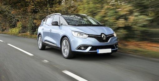 3. Renault Grand Scenic
