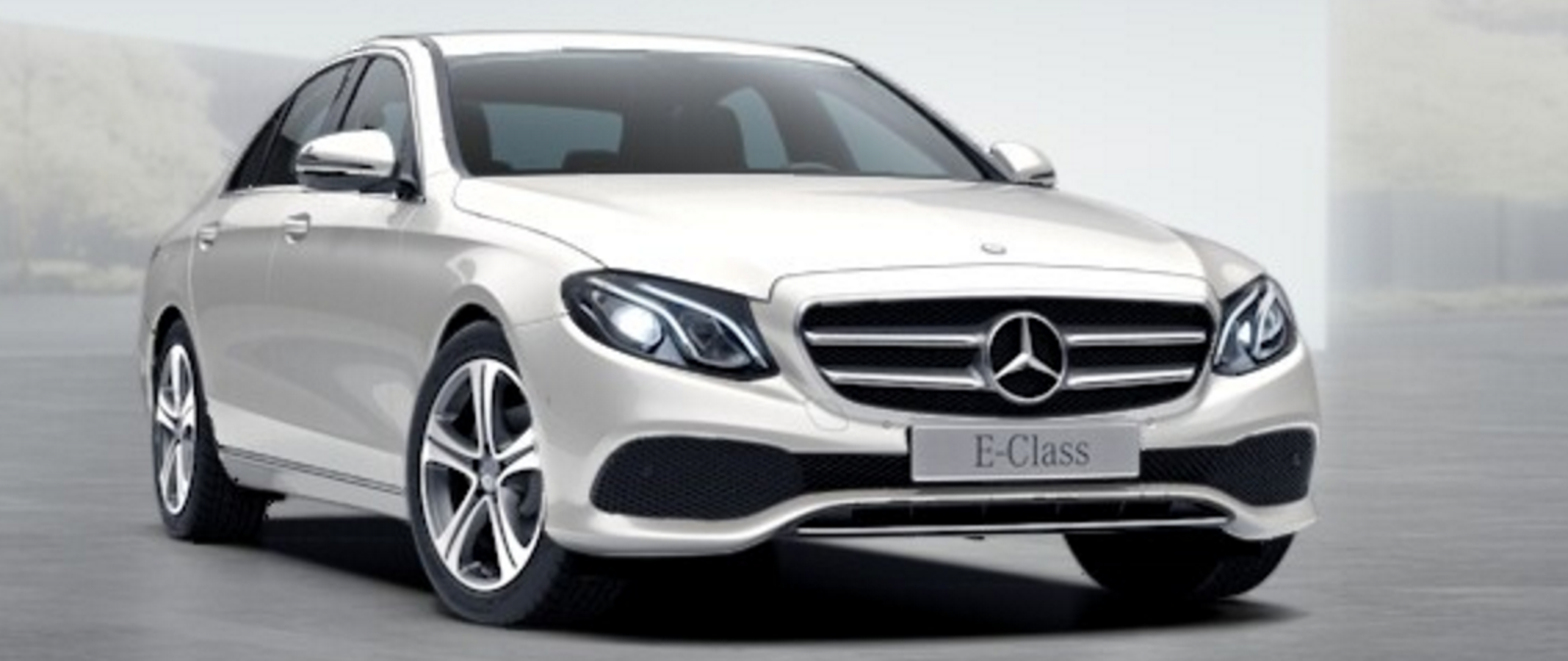 Mercedes e class colours guide and prices carwow for Mercedes benz polar white paint