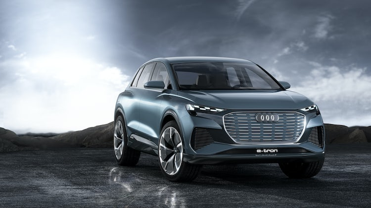 2020 Audi Q4 Unveiled! Release Date And Price >> 2020 Audi Q4 E Tron Price Specs And Release Date Carwow