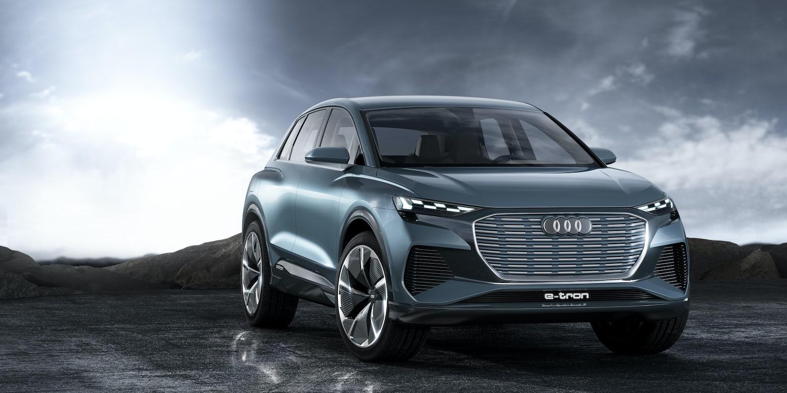 2020 Audi Q3 Interior, Release Date, Price, Specs >> 2020 Audi Q4 E Tron Price Specs And Release Date Carwow