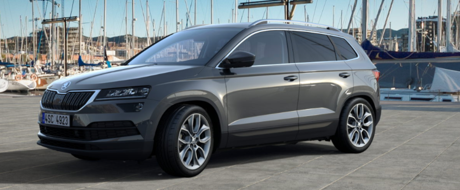 Metallic Car Paint Colours >> Skoda Karoq colours guide and prices | carwow