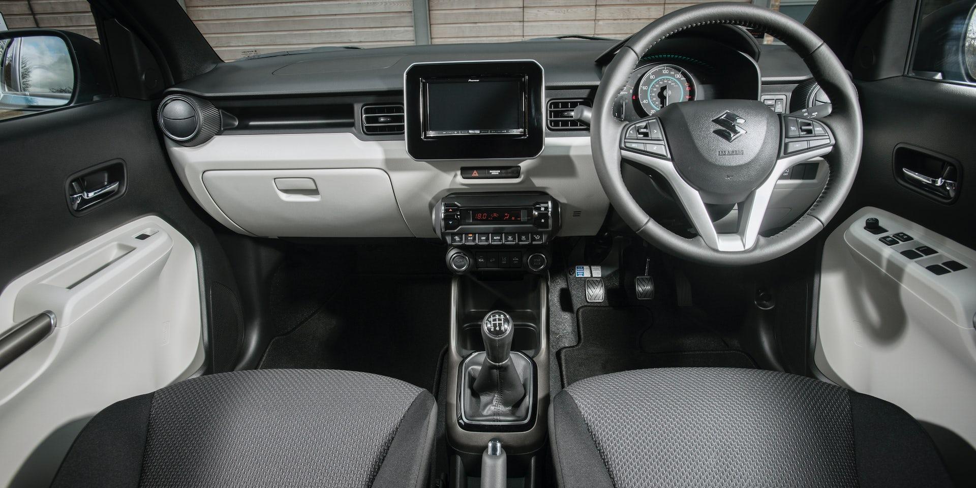 Suzuki Ignis Interior