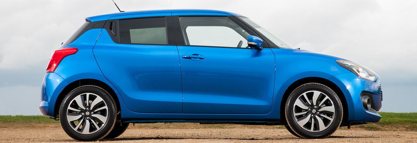 Suzuki swift length