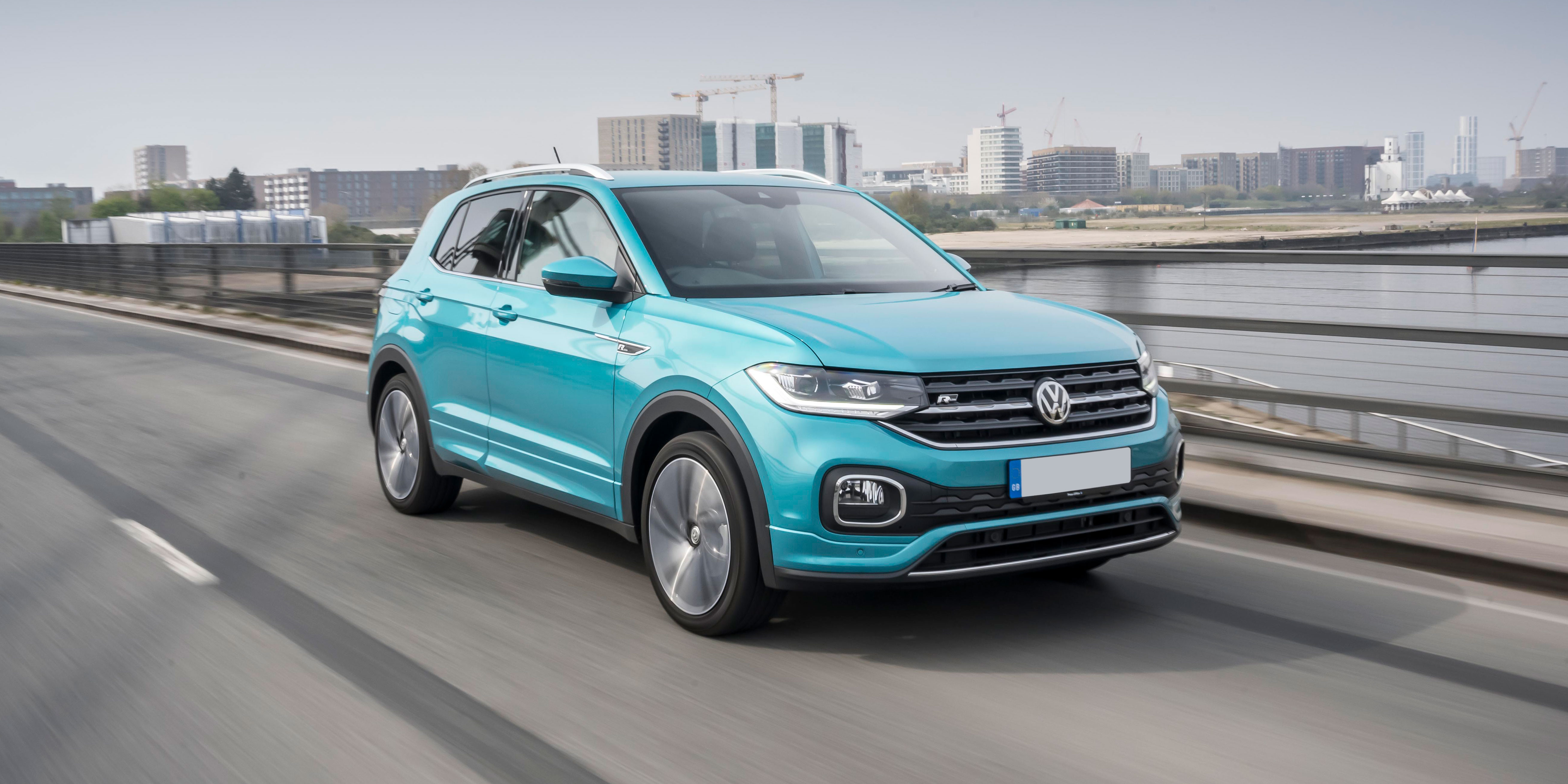 New Volkswagen T-Cross Review   carwow
