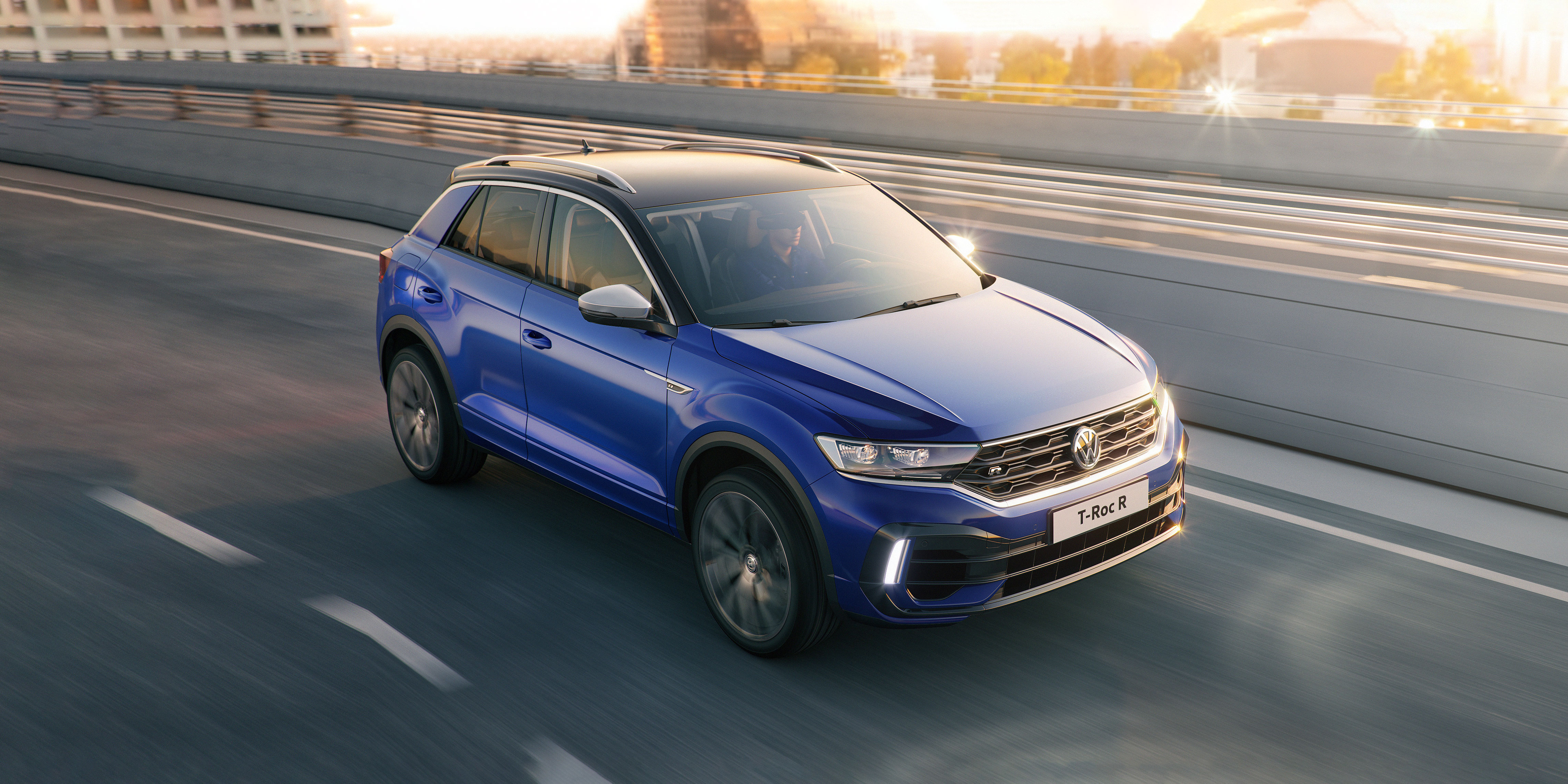 New Volkswagen T Roc R Review Carwow
