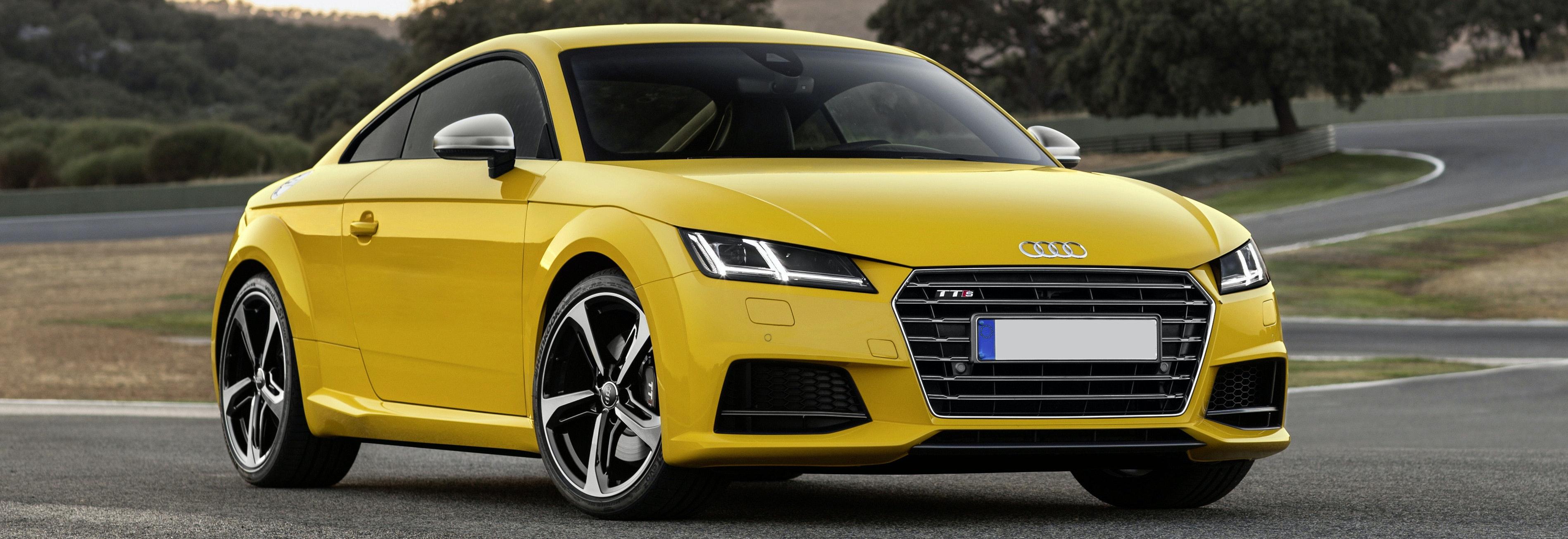 Bon 1. Audi TTS