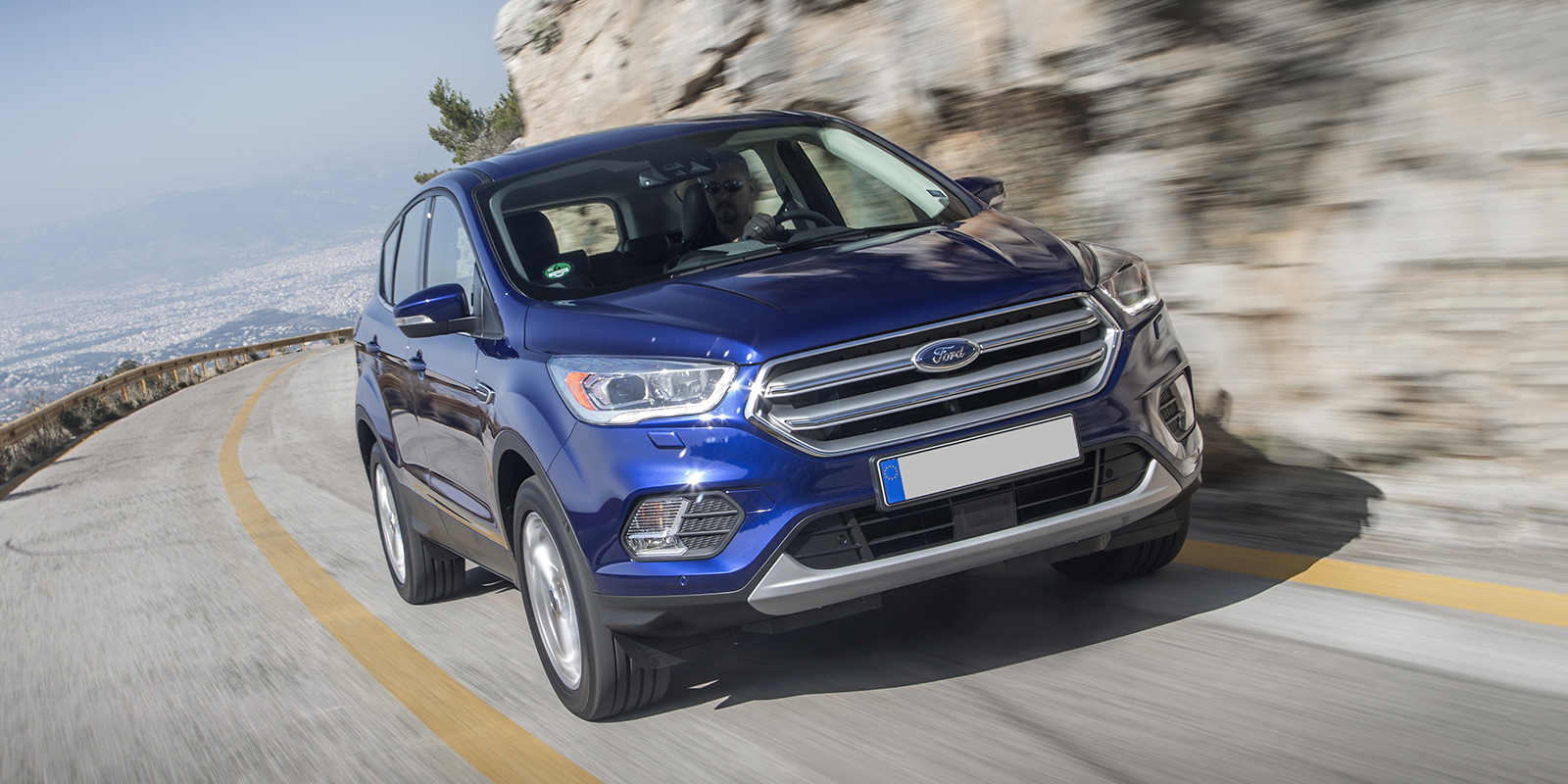 Ford Kuga size and dimensions guide | carwow