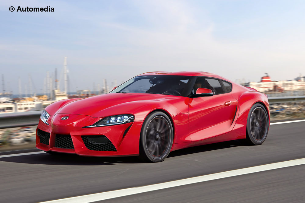 2018 Toyota Supra | price, specs & release date | carwow