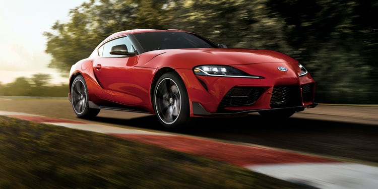 The New Toyota Supra Has Finally Been Revealed With A Starting Price Of 52 695 It Is Set To Hit Uk In Summer 2019