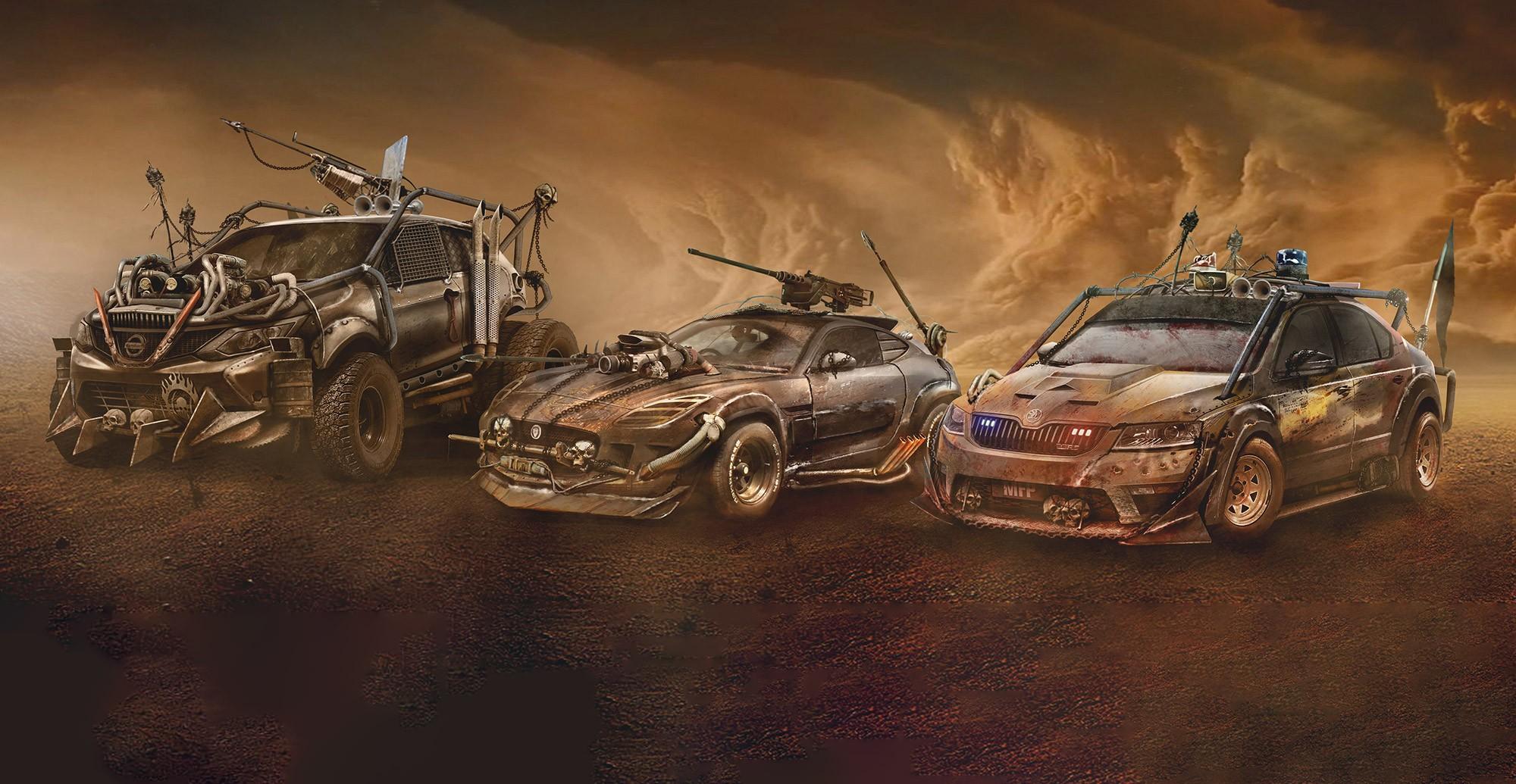 Mad Max Fury Road The Uk Car Version Carwow