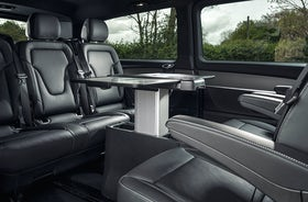 Mercedes V Class >> New Mercedes V Class Review Carwow