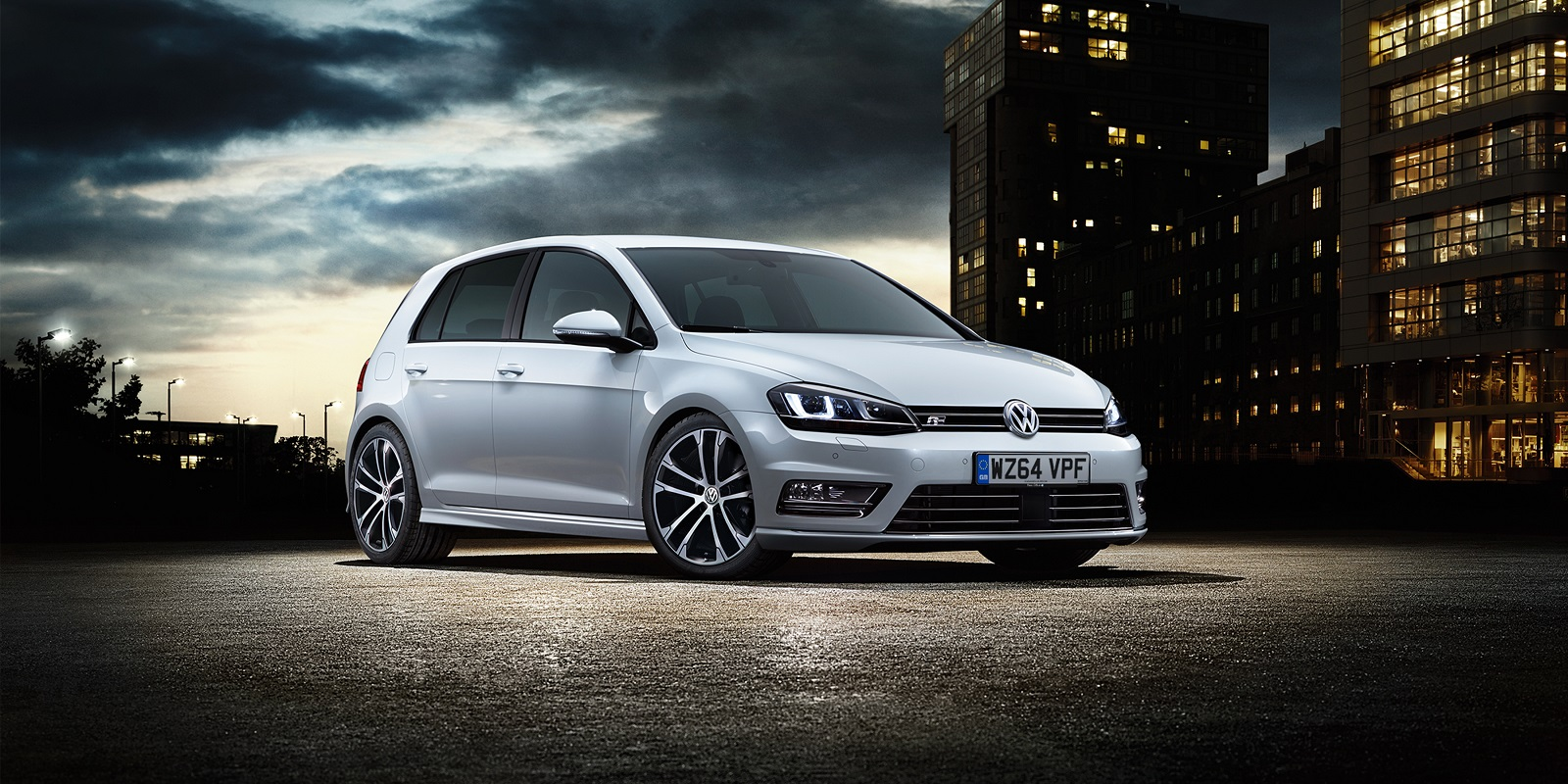 What is Volkswagen R-Line trim?   carwow