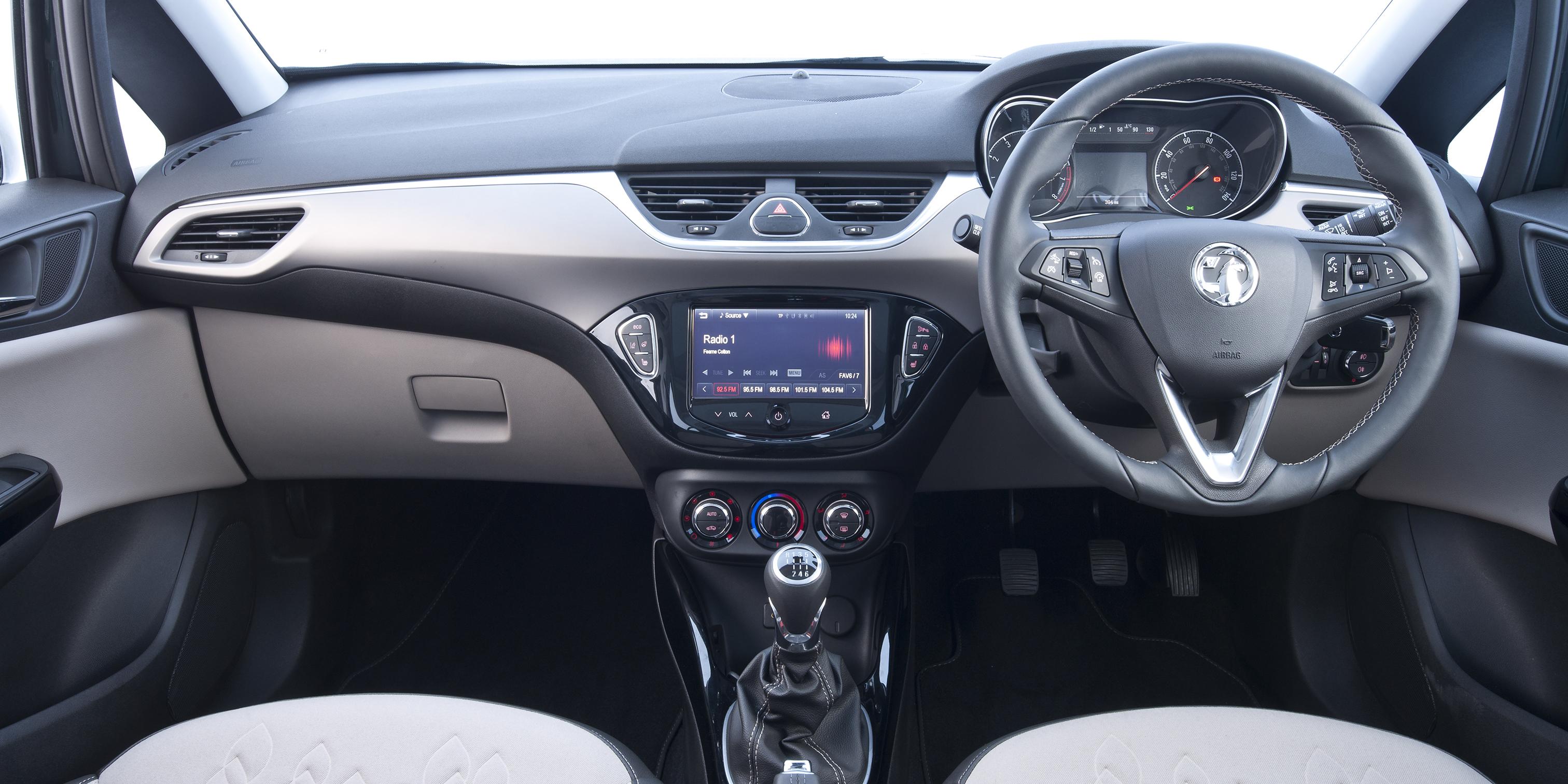 Vauxhall Corsa Interior Amp Infotainment Carwow