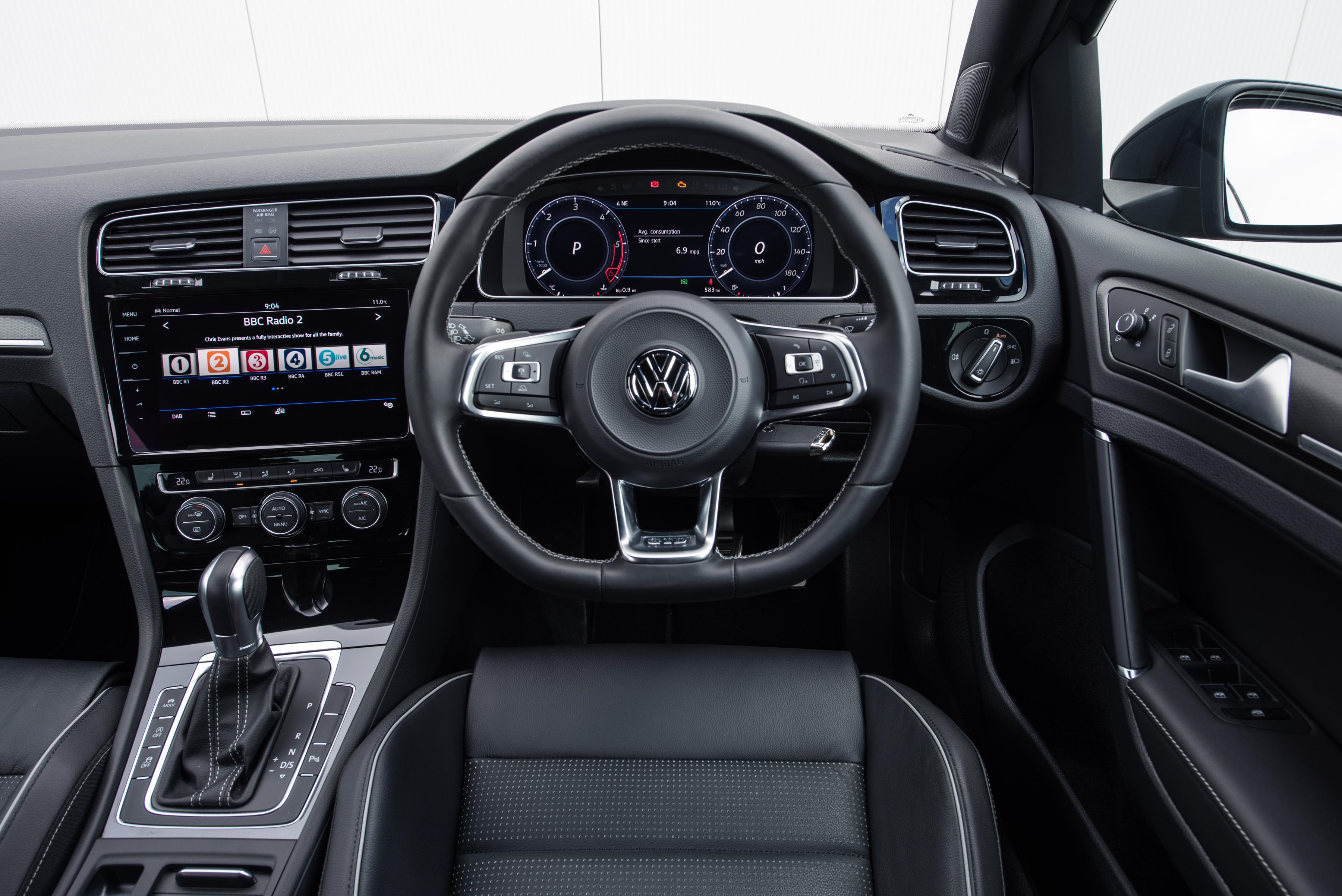 Volkswagen Golf Gtd 2013 2020 Interior Amp Infotainment