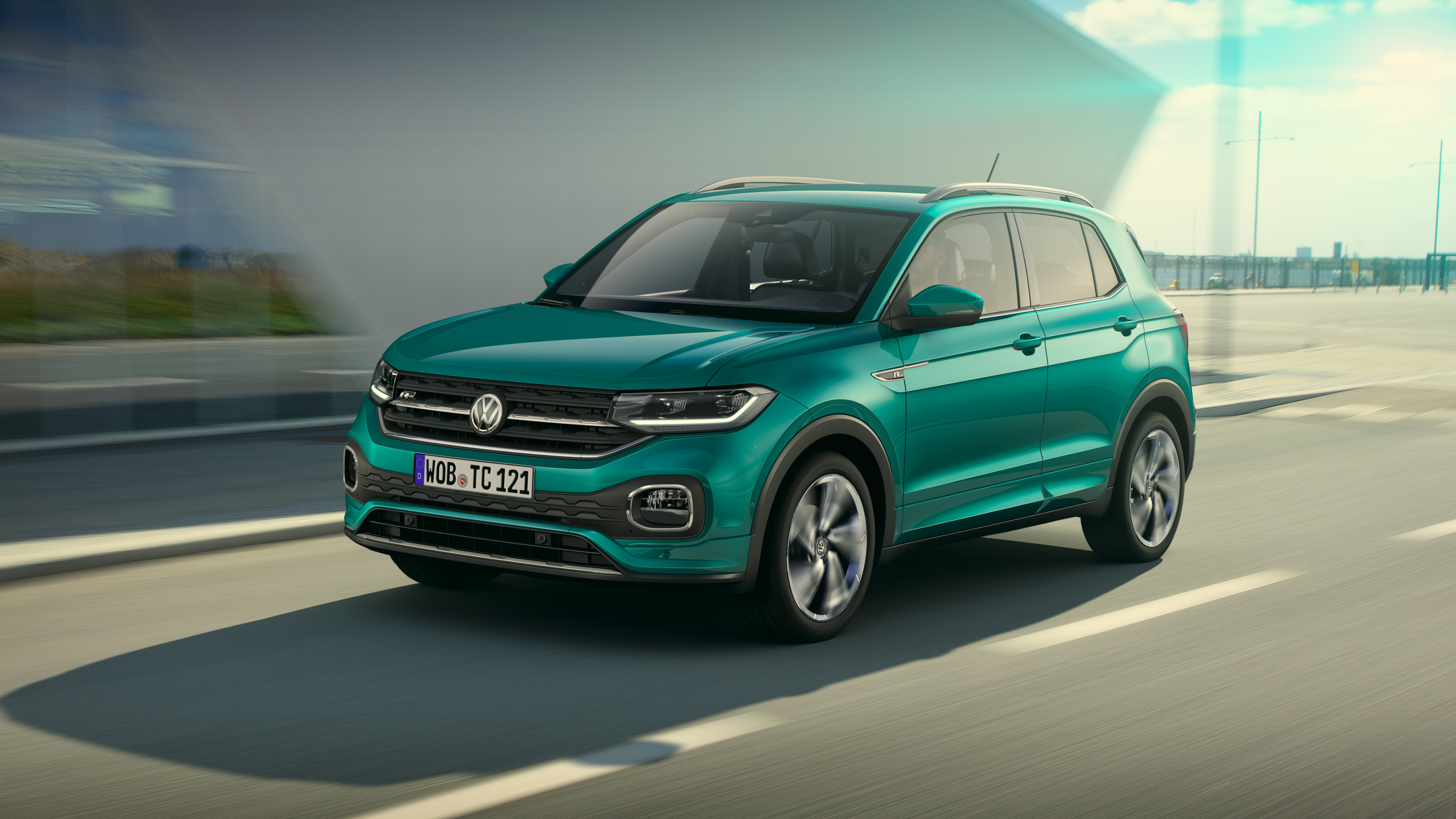 2019 Vw T Cross Suv Price Specs And Release Date Carwow