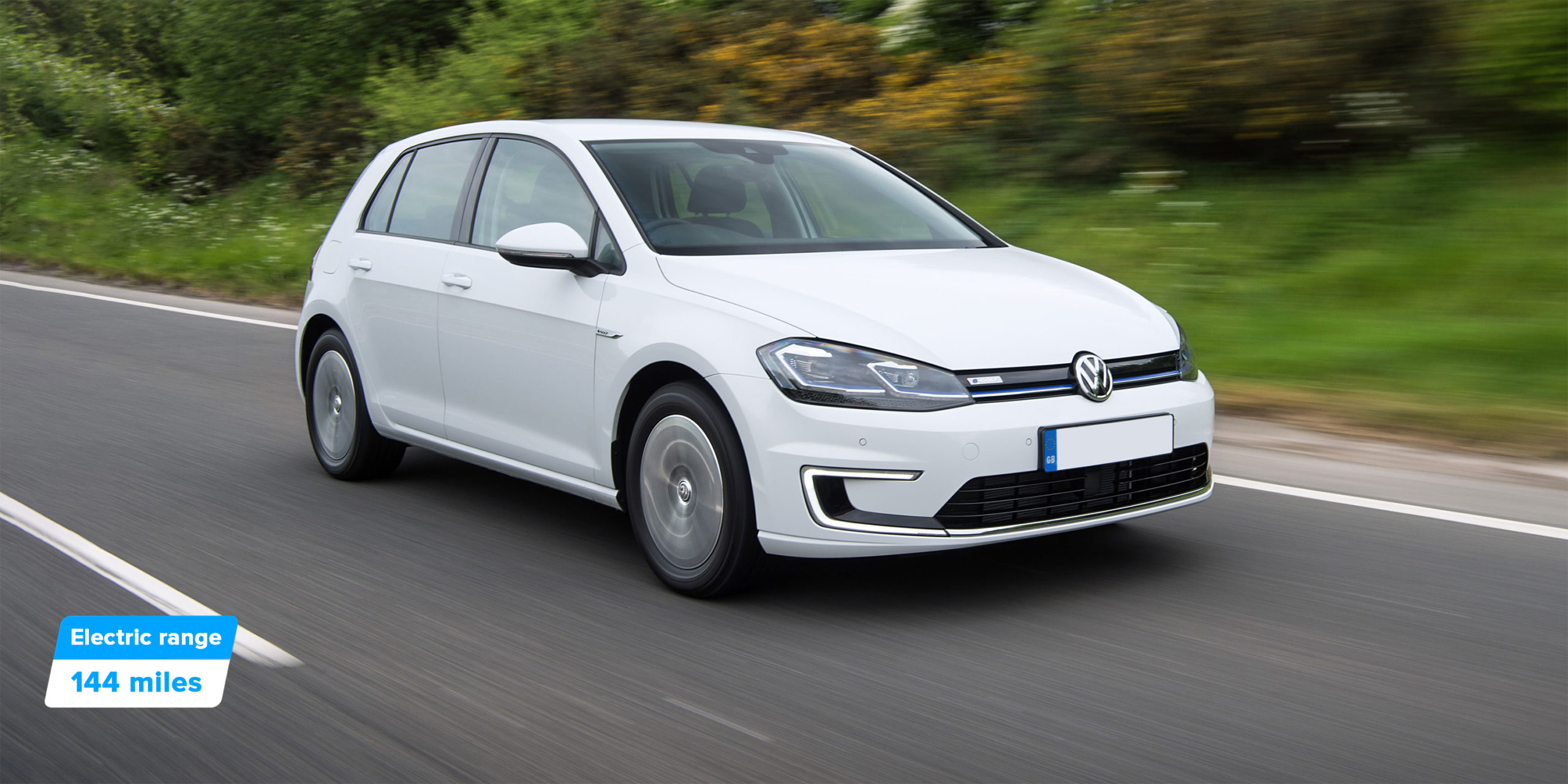 New Volkswagen E Golf Review Carwow
