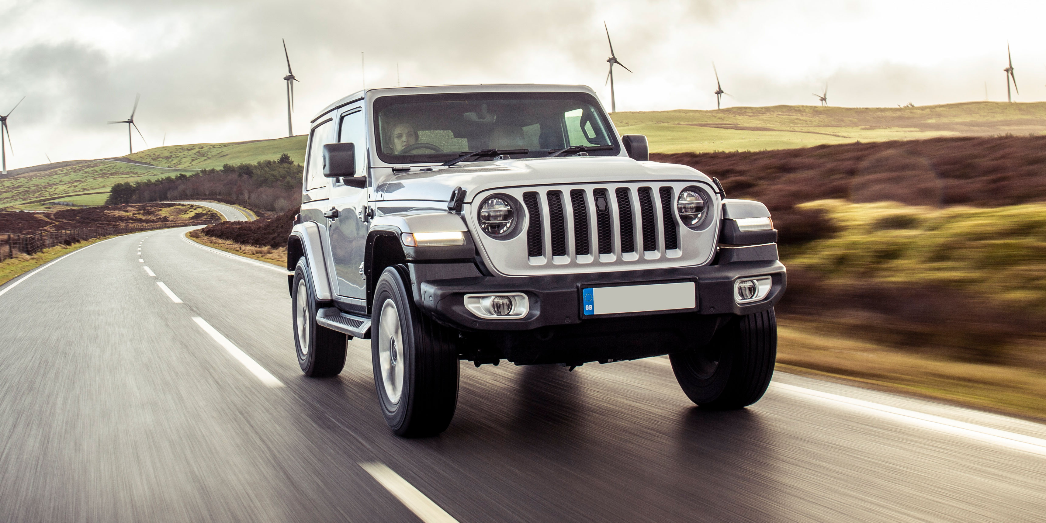496b67fe97 New Jeep Wrangler Review | carwow