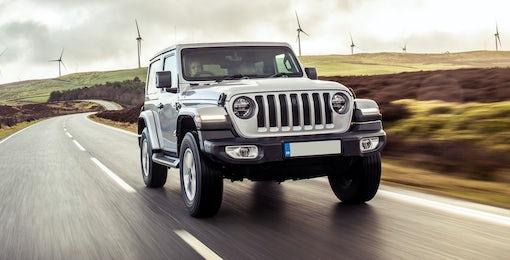 10. Jeep Wrangler