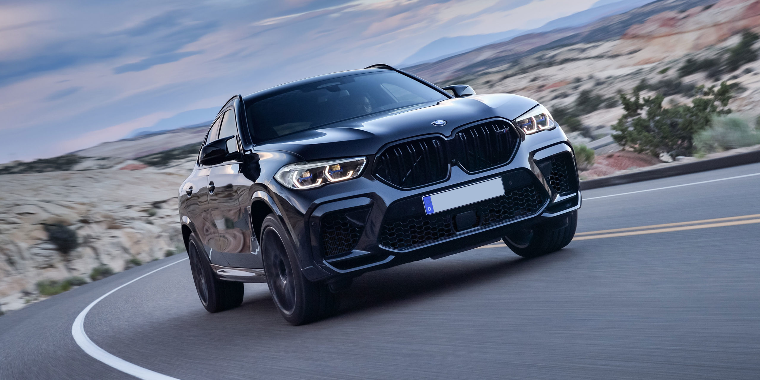 Bmw X6 M Competition Review 2021 Carwow