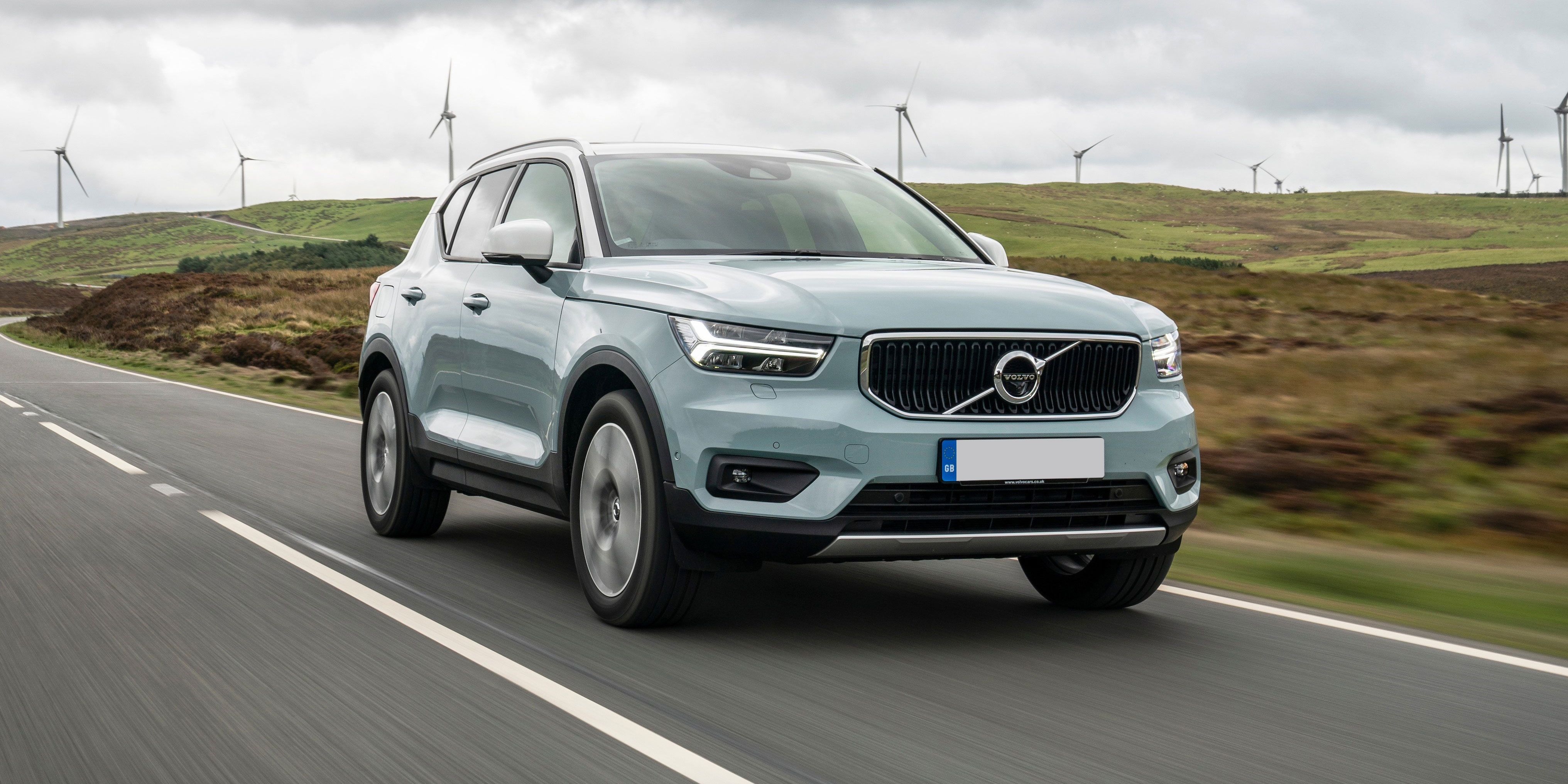 volvo xc40 specifications  u0026 prices