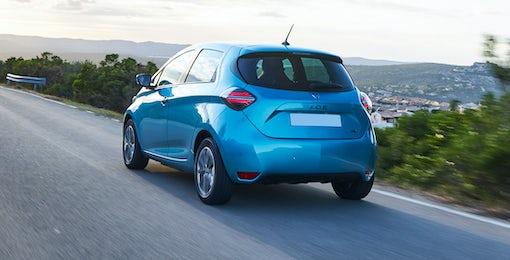 8. Renault Zoe