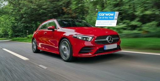 4. Mercedes A-class
