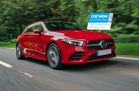 New Mercedes A Class Review Carwow
