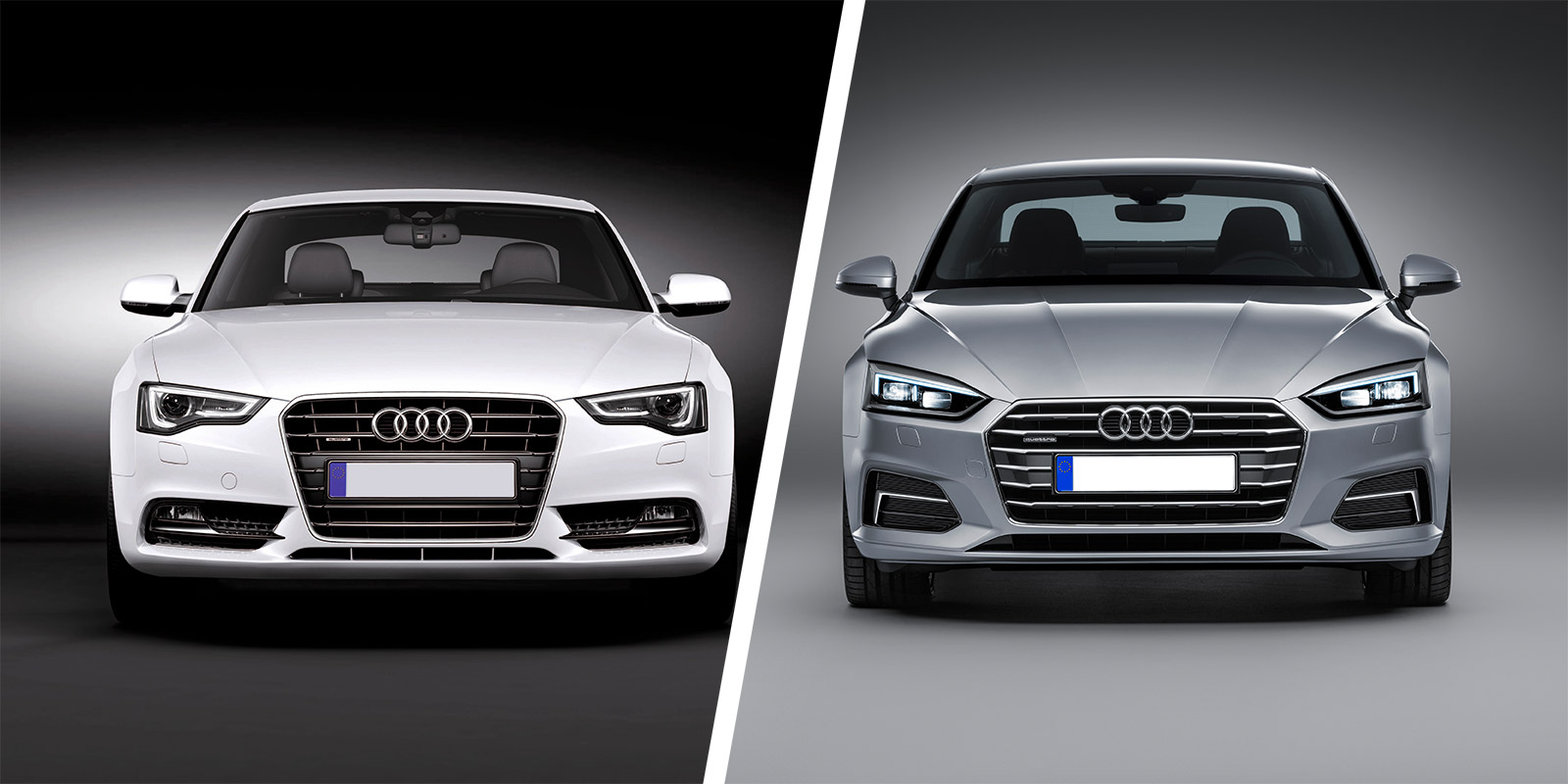 Audi A5 Old Vs New Compared Carwow