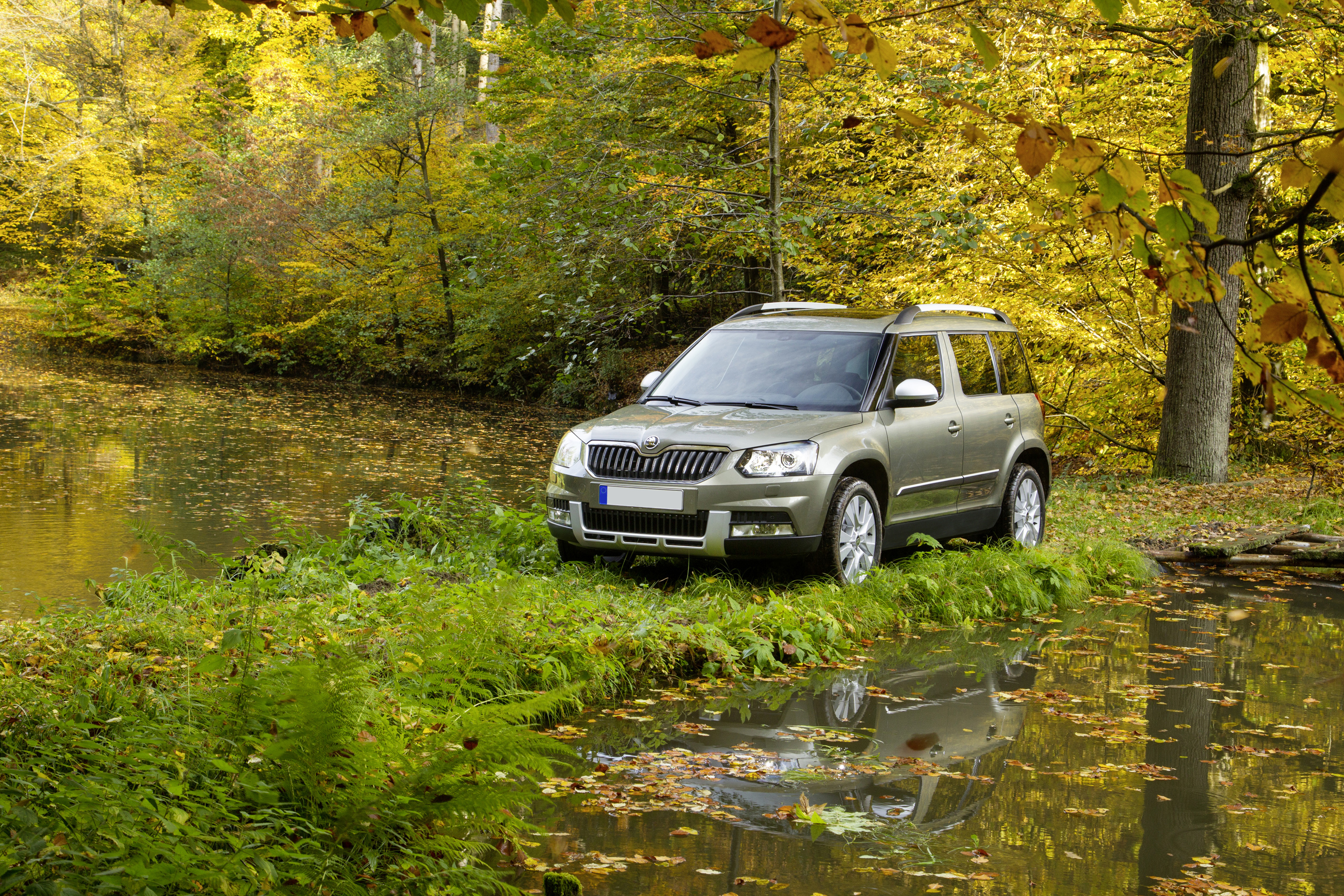 Skoda Yeti And Outdoor Sizes And Dimensions Guide Carwow