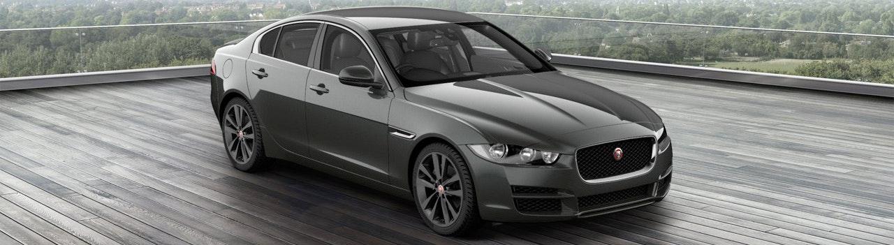 Jaguar XE 2015 Silver