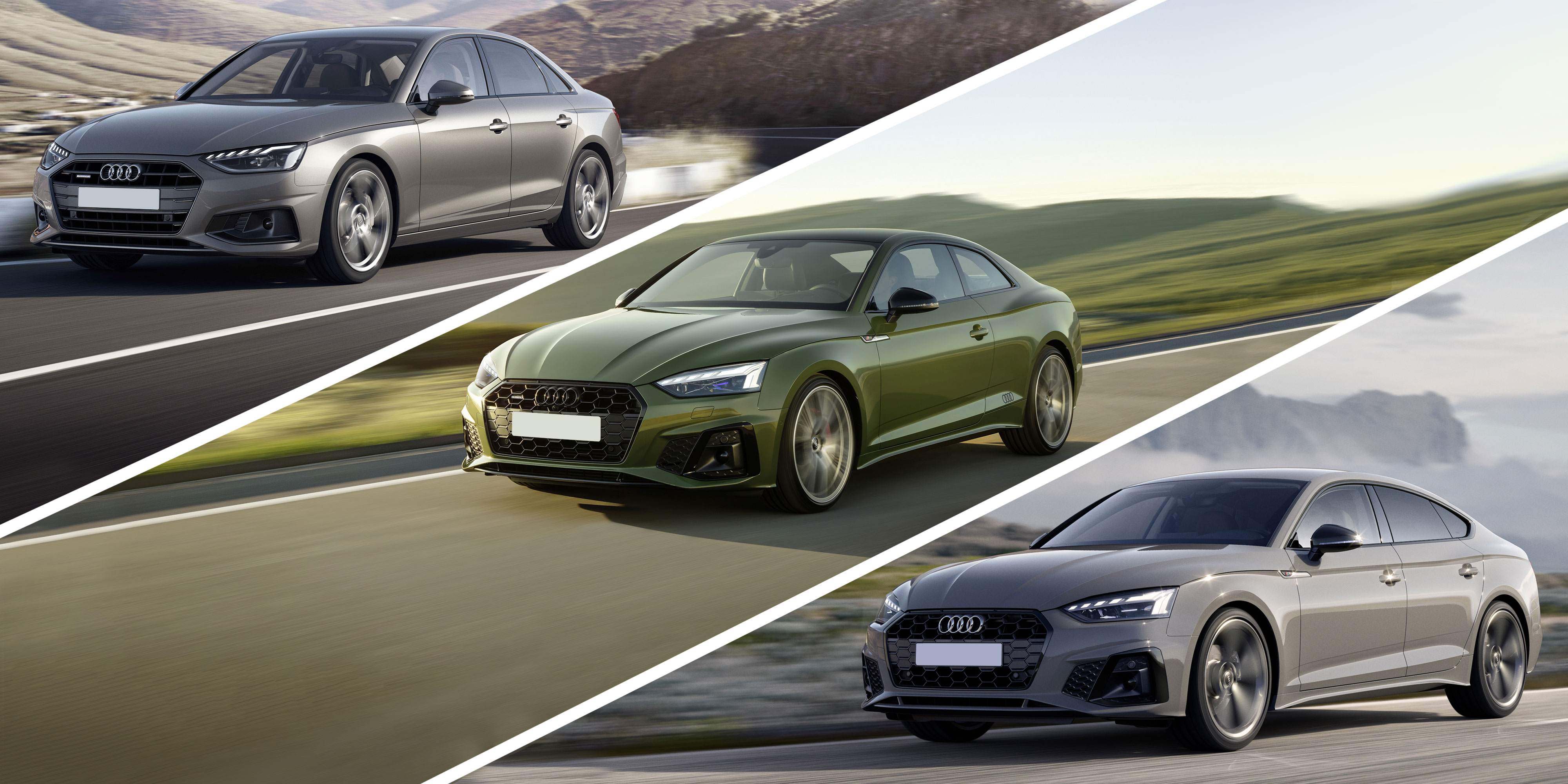 Audi A4 Vs Audi A5 Carwow