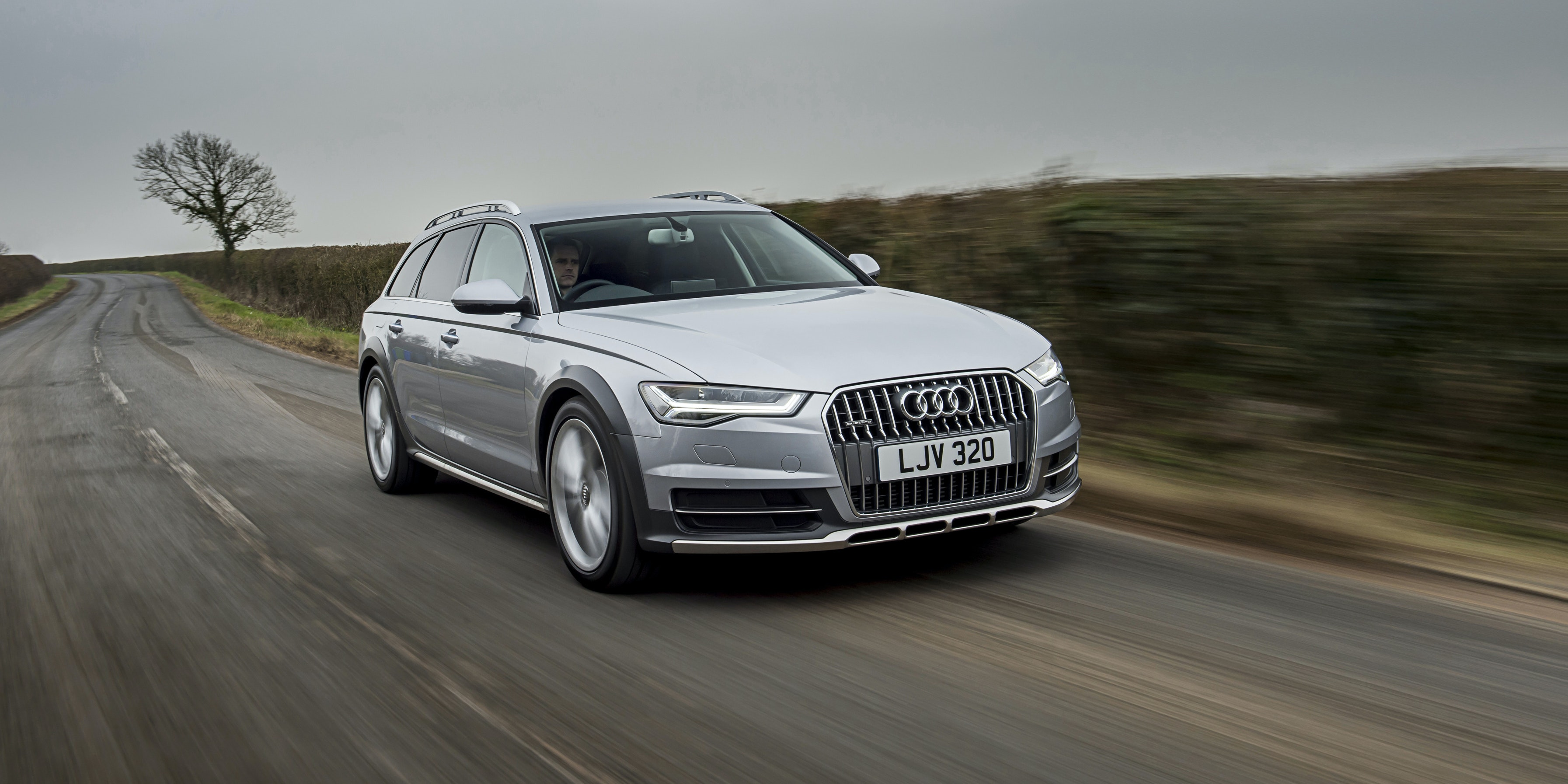New Audi A6 Allroad (2014-2017) Review | carwow