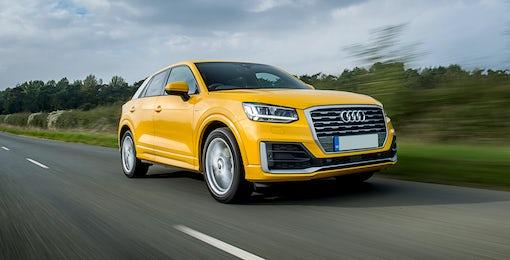 5. Audi Q2
