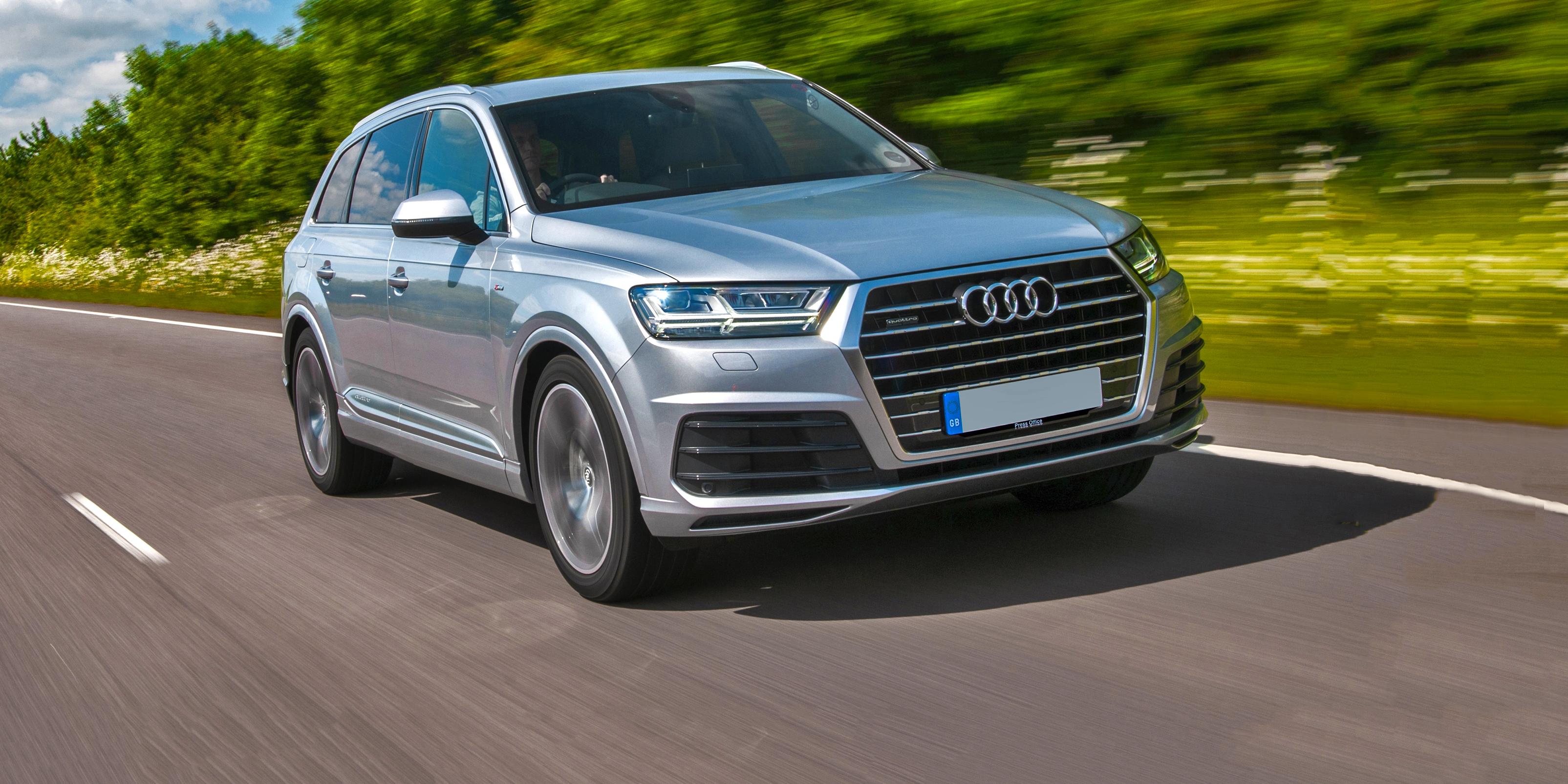 New Audi Q7 Review Carwow