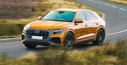 2. Audi Q8