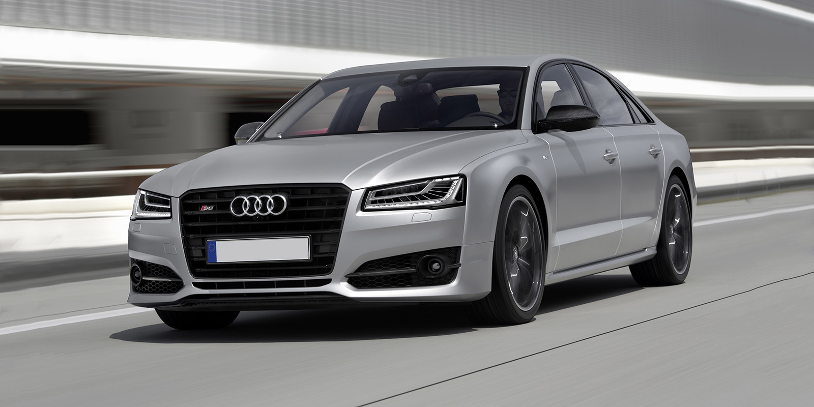 audi s8 plus revealed with even more power carwow. Black Bedroom Furniture Sets. Home Design Ideas