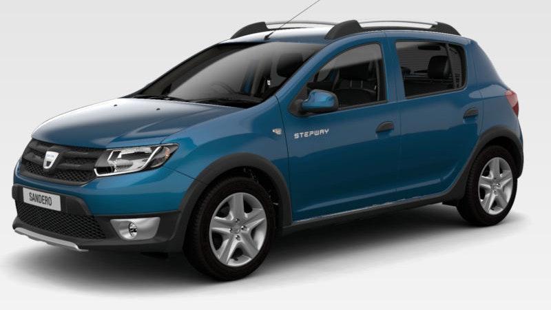 dacia sandero stepway colours guide prices carwow rh carwow co uk Old Dacia Sandero Dacia Sandero 2016