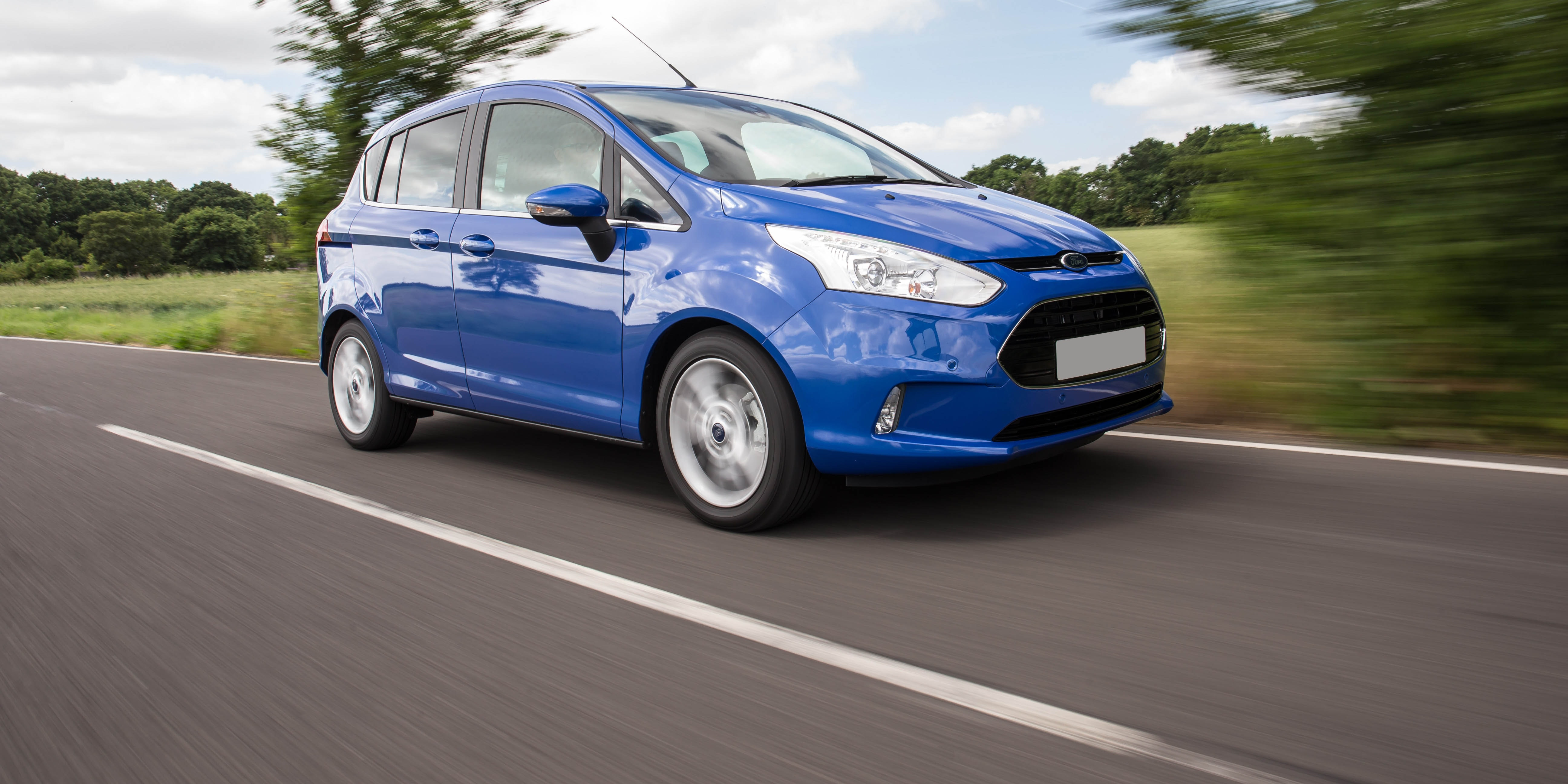 Ford B Max Specifications Carwow