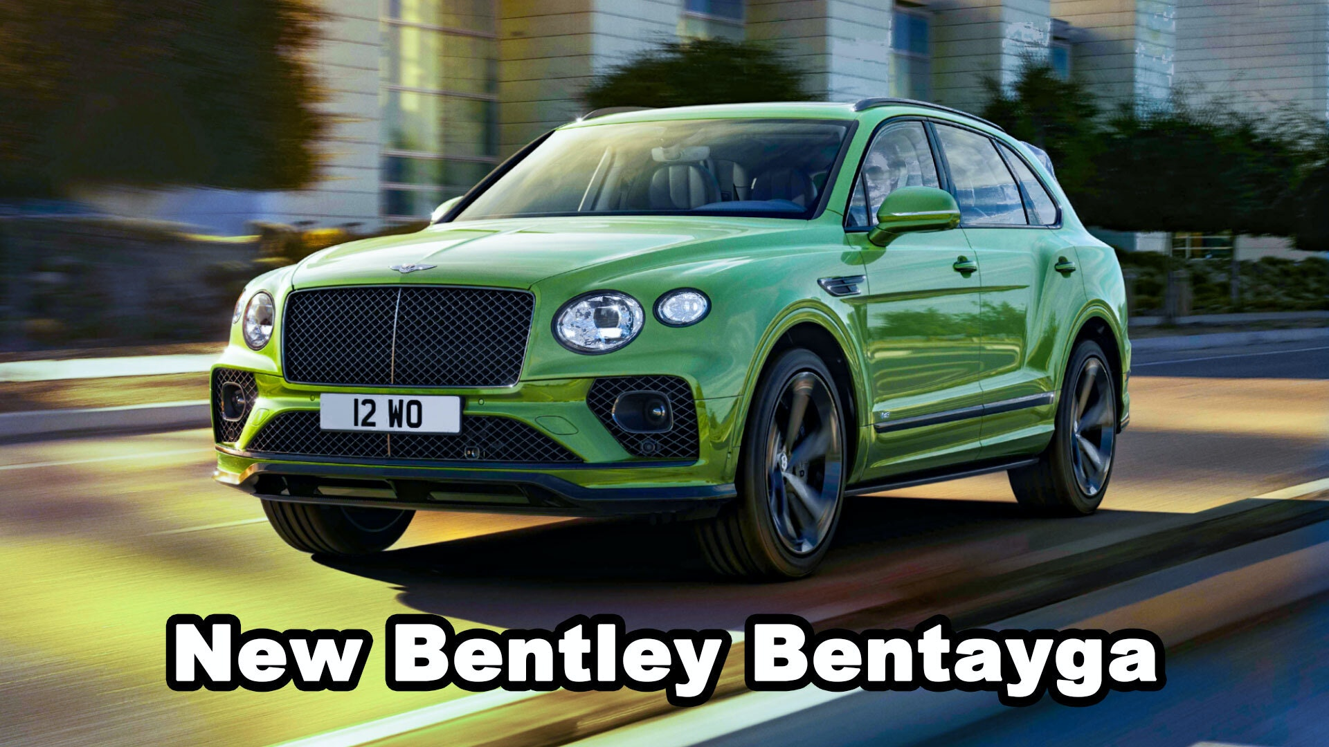 2021 Bentley Bentayga Revealed Price Specs And Release Date Carwow